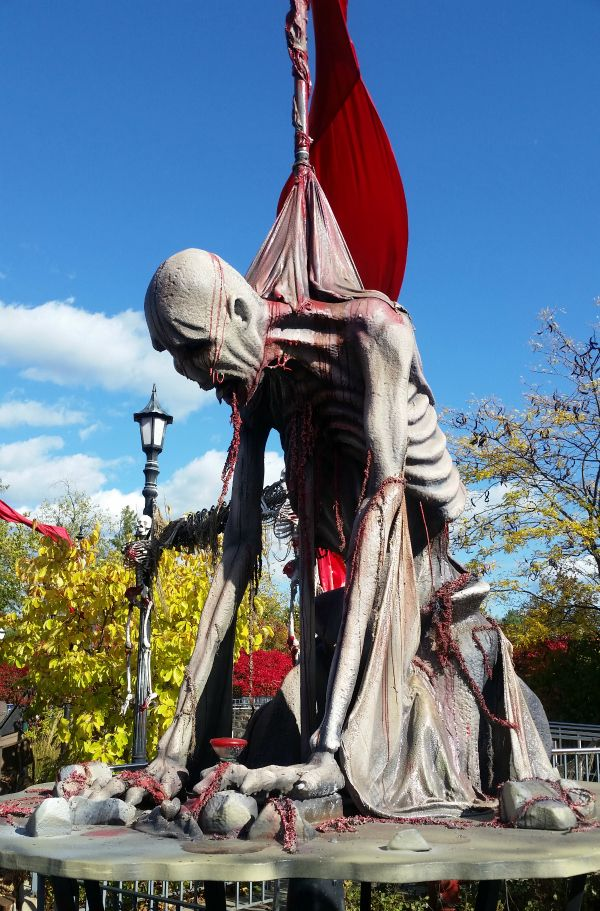 Six Flags Great America 13 Fright Fest Facts Sweep Tight Great America Six Flags America