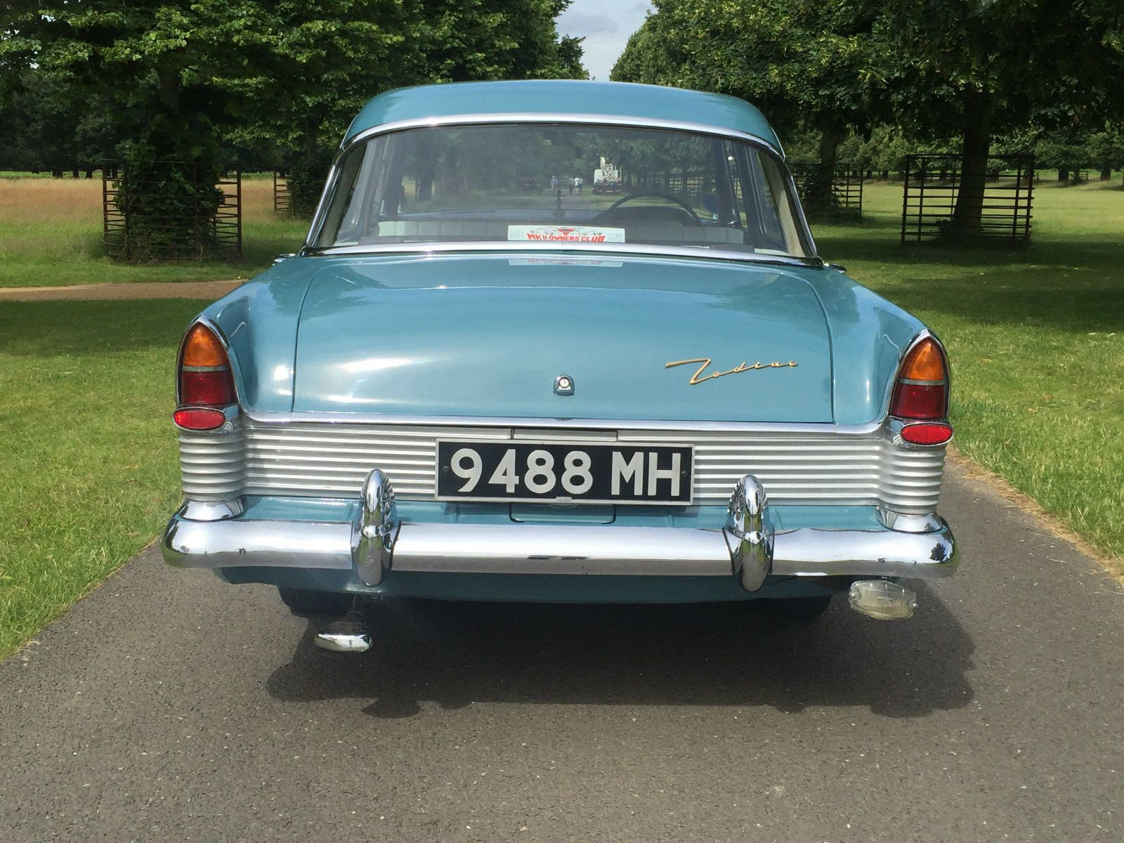 Ford Zodiac Mk2 Lowline Ebay In 2020 Classic Cars British