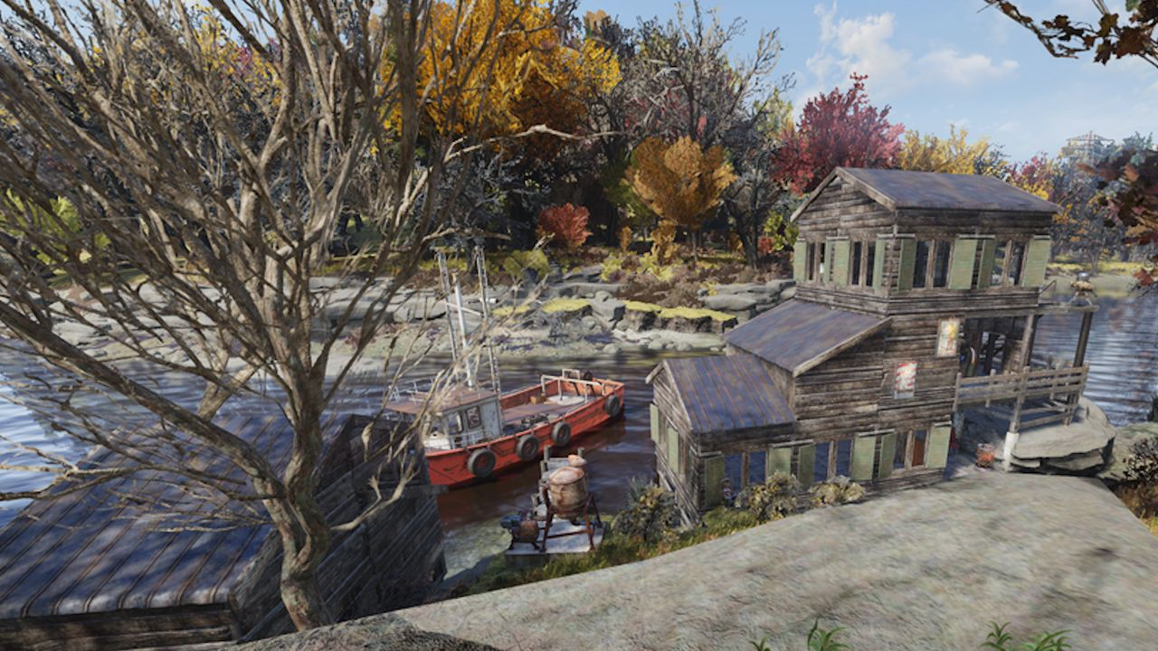 Check out these amazing things people have built in Fallout