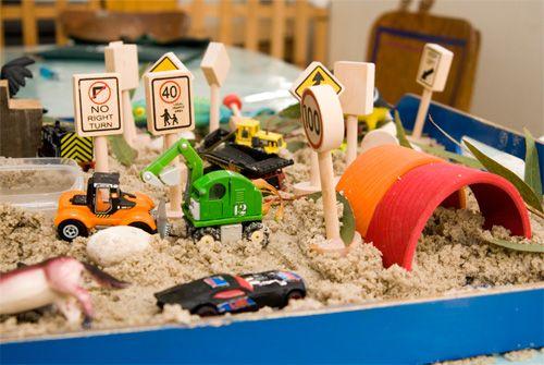 Sand Tray Play Teaching Ideas Sand Tray Kids Sand
