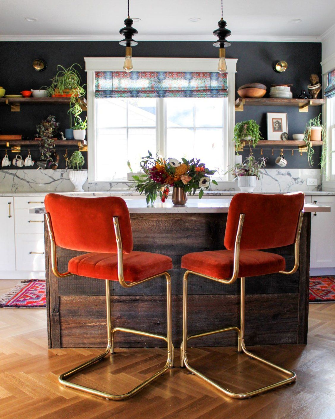 Nearly Every Room In This Vintage Inspired Eclectic Farmhouse Is Fabulously Decorated Eclectic Farmhouse Decor Home