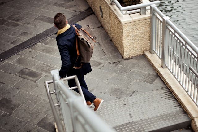 Mismo Canvas Backpack