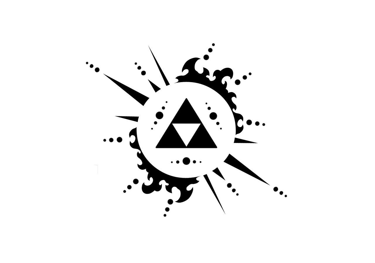 Triforce Pinteres