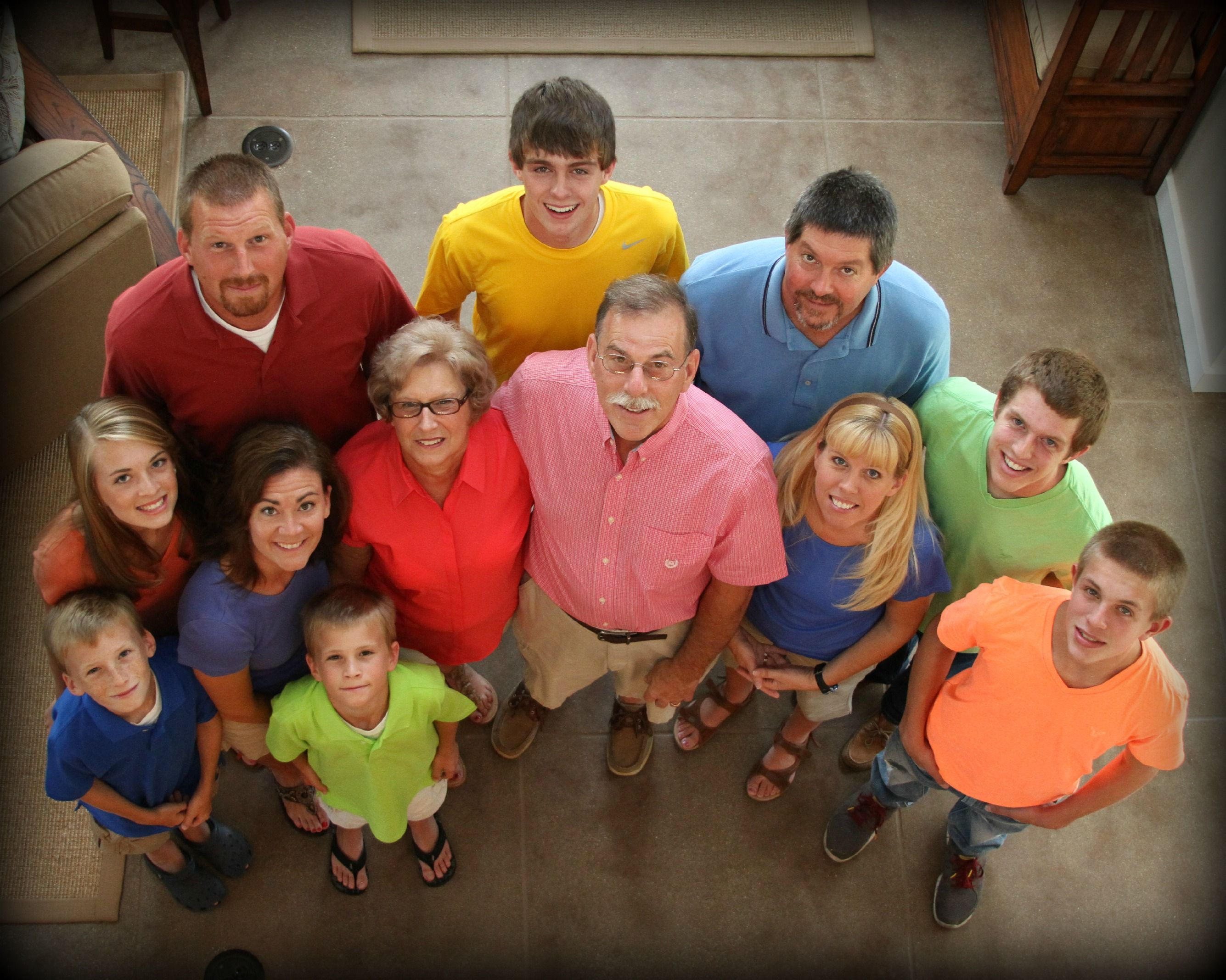 Amazing Design Of Family Photo Color Schemes - Best Home Design ...