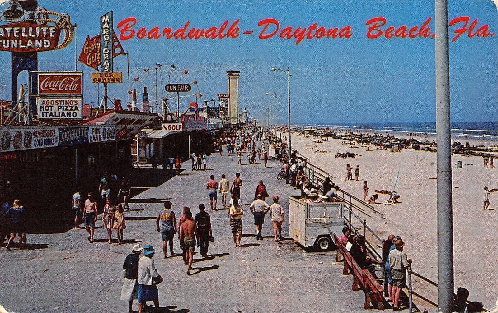 Daytona Beach Fl Satellite Funland