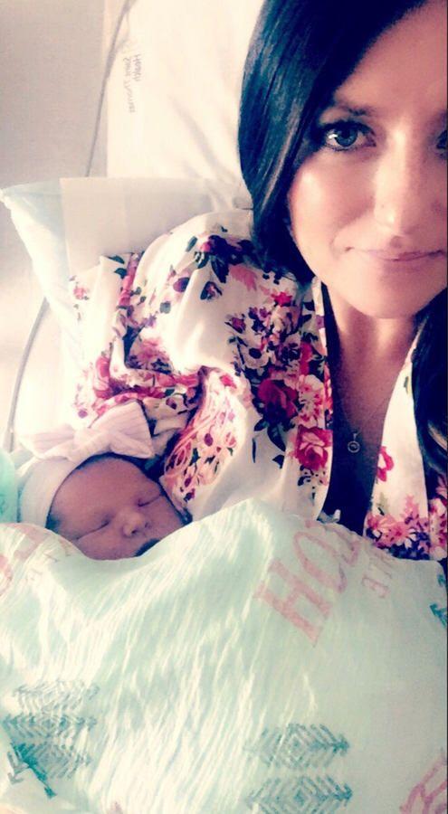 $18 | Etsy Monogram Maternity robe, nursing robe, delivery hospital ...