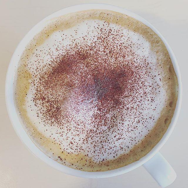 Auch ohne fancy Muster...dringend benötigt ️  #break #cappuccino #coffee #coffeetime #Hamburg #hh #igershh #timeforcoffee
