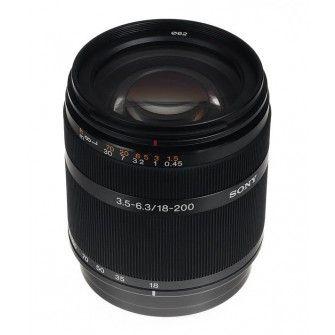 Sony Dt 18 200mm F 3 5 6 3 Zoom Lens Http Www Topendelectronics Com Au Sony Dt 18 200mm F 3 5 6 Best Camera Lenses Digital Camera Lens Latest Digital Camera