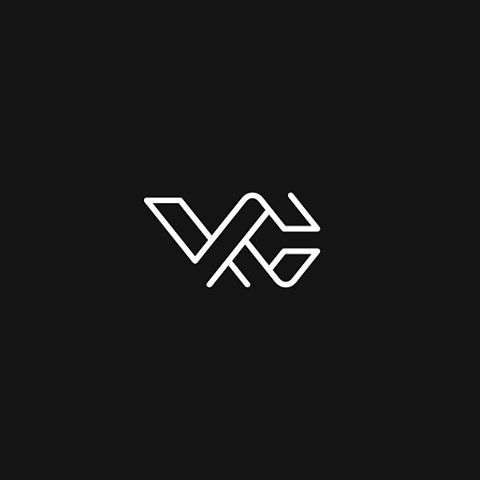 VC Monogram #symbol #mark #logo #monogram #typetopia # ...