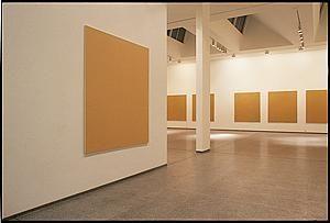 Remy Zaugg Gallery Ronny Van de Velde