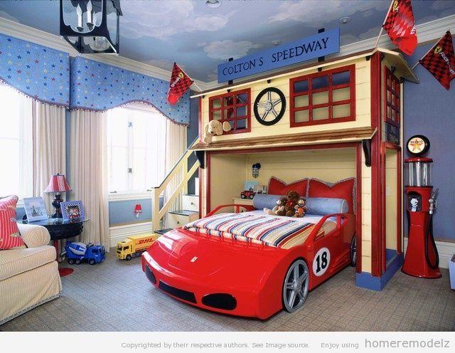 1000 images about Boys Bedroom on Pinterest. Cool Bedroom