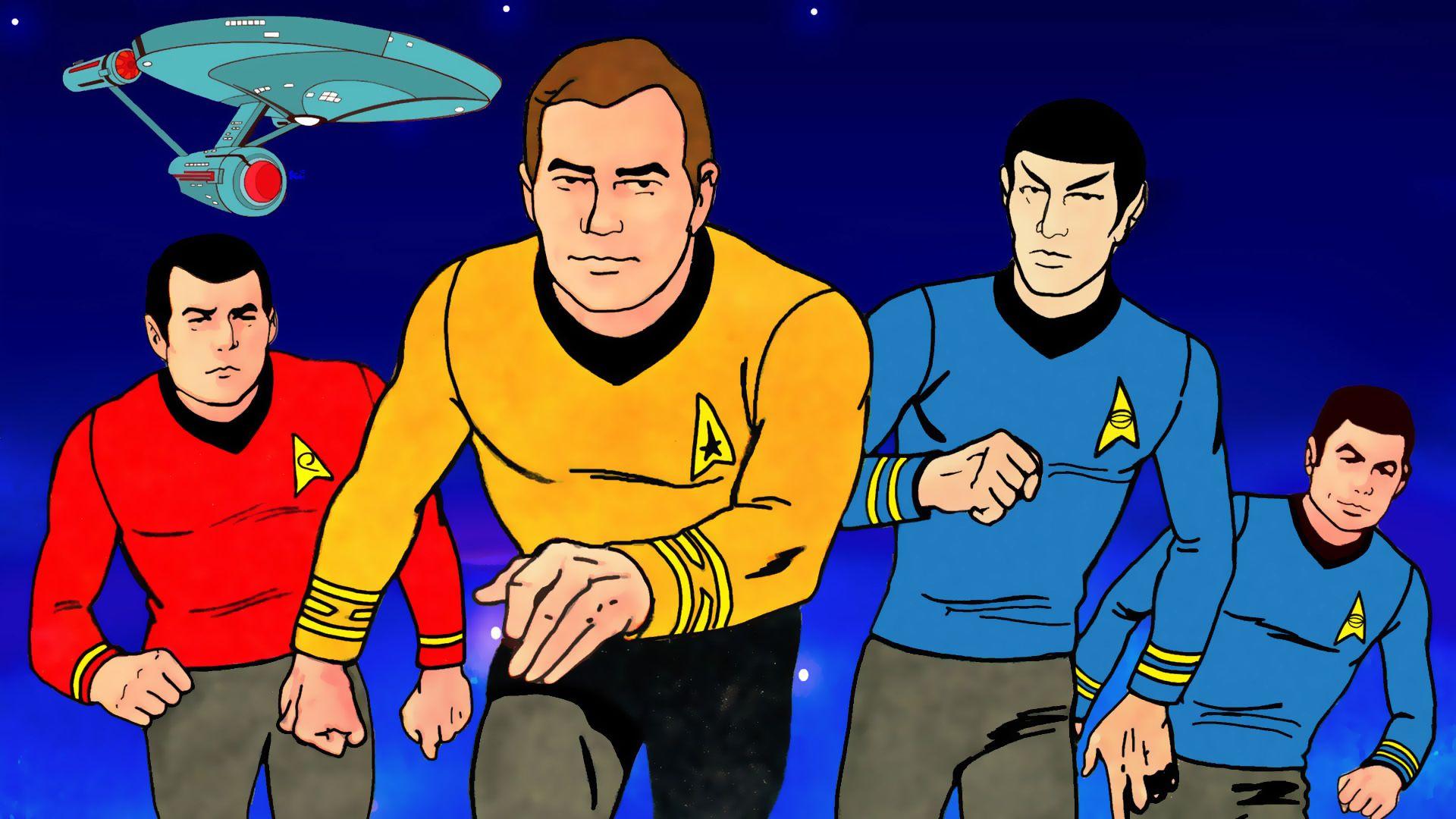 Star Trek Animations From The TV MegaSite