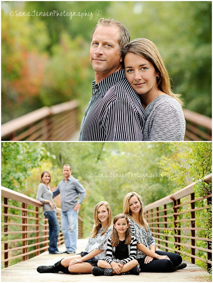 How To Pose Family Of 5