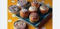 Sugar-Free Cupcakes | Make with butter, never margarine