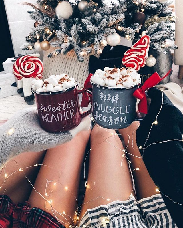 Photo of Christmas Aesthetic – Tag your bestie via @getnicefashion By Kaitlyn Williams – Celebrity #Fashion Sty … – Pintock