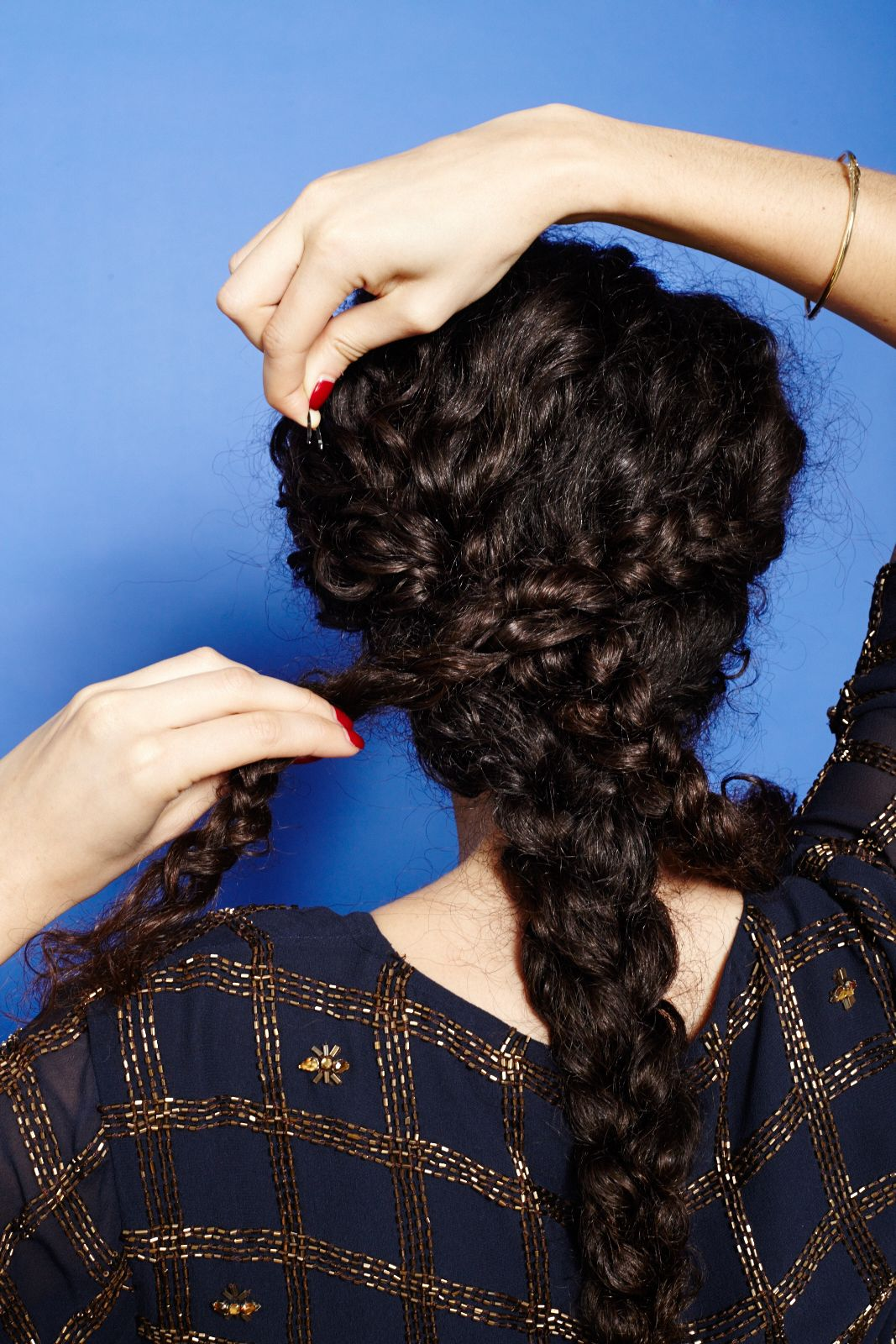 How to braid curly hair cute plait styles diy braids curly