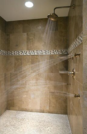 12 Showers That Do Everything Except Dry You Off Bathroom Design