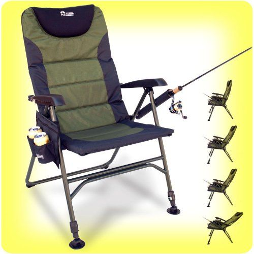 angling chair accessories diy accent cover earth products ultimate outdoor adjustable fishing with legs omj outdoors