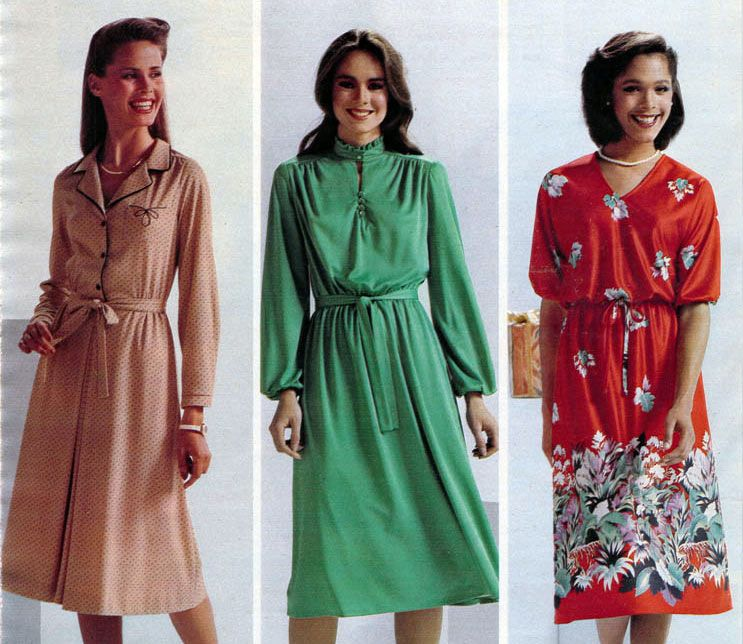 FASHION HISTORY RESOURCE. Fashion in the 1980s: Clothing ...