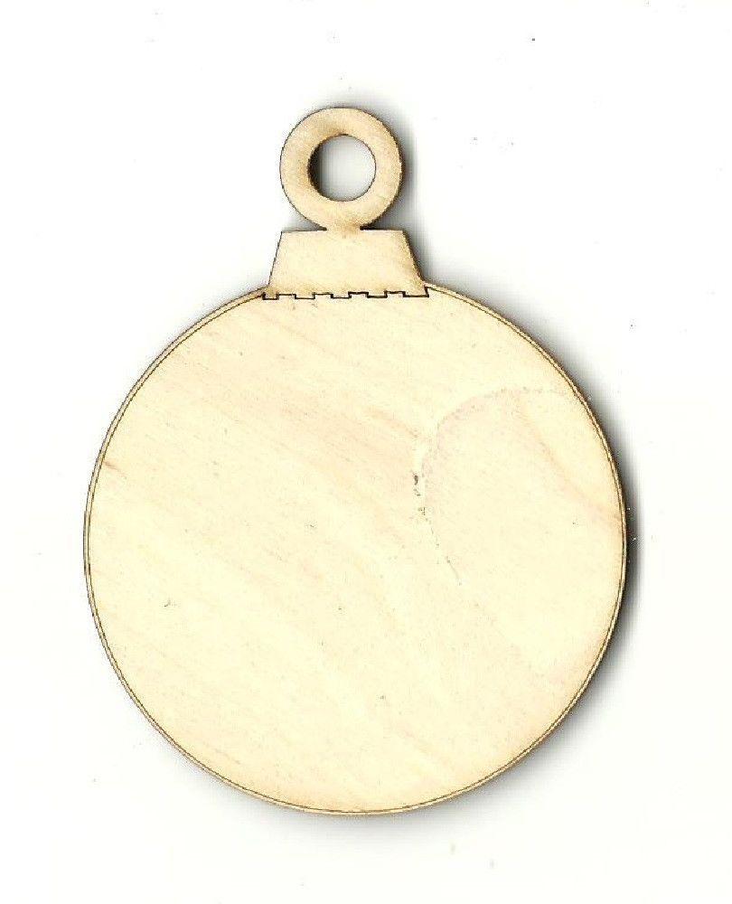 Christmas Ornament Shapes Part - 41: Christmas Ornament - Laser Cut Wood Shape XMS159