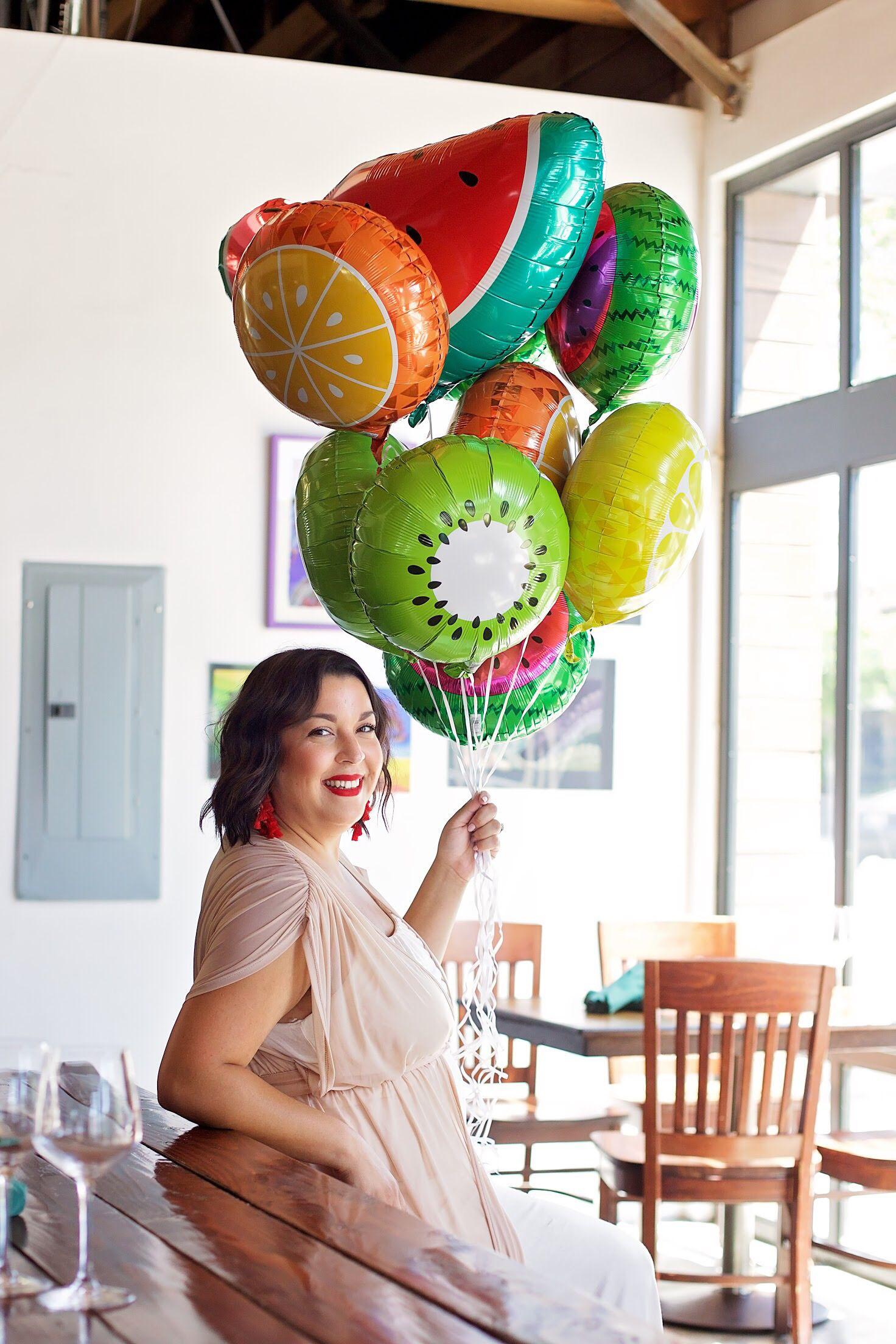 Owner + Creative Director of La Jolie Fête balloons