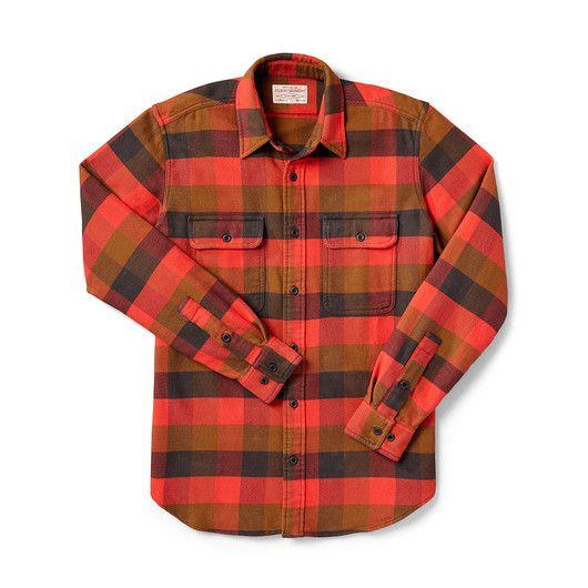 Vintage Flannel Work Shirt Vetements