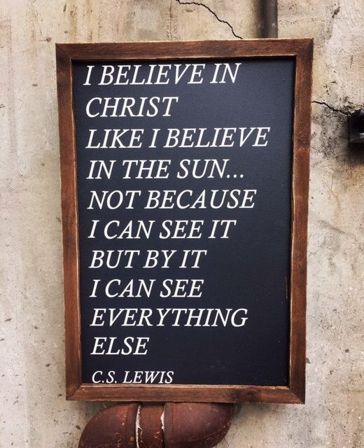 C.S. Lewis Quote by TheArtisticWord on Etsy https://www.etsy.com/listing/255808061/cs-lewis-quote