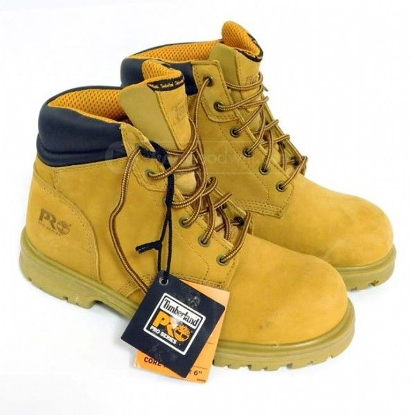 """Timberland Pro Series """"Core Master"""" Boots -NWT- Sz 7.5-  ****FREE SHIPPING**** #Timberland #WorkSafety"""