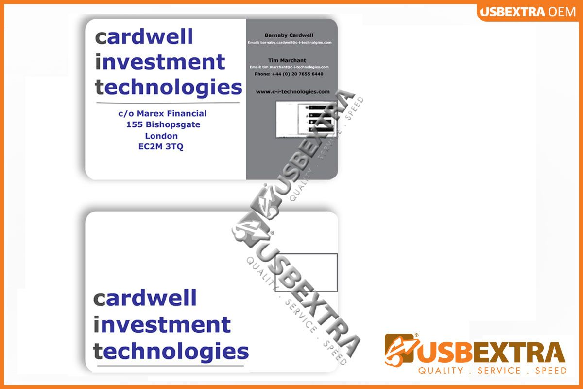 Digital proof for the #CIT #promotional #card-based #memory #stick ...