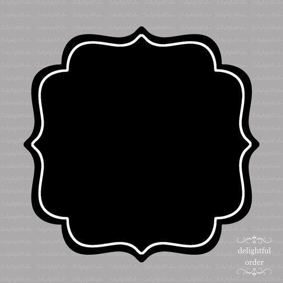 Editable Black Lacey Labels Tags 2 Pdf Files 1 Png Etsy Diy Prints Graphic Design Background Templates Diy Arts And Crafts