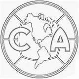 Club America Para Colorear Club Club América Club Y