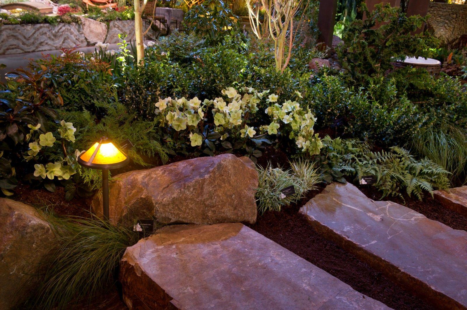 landscape design in the NW | Northwest Flower & Garden Show 2012 ...