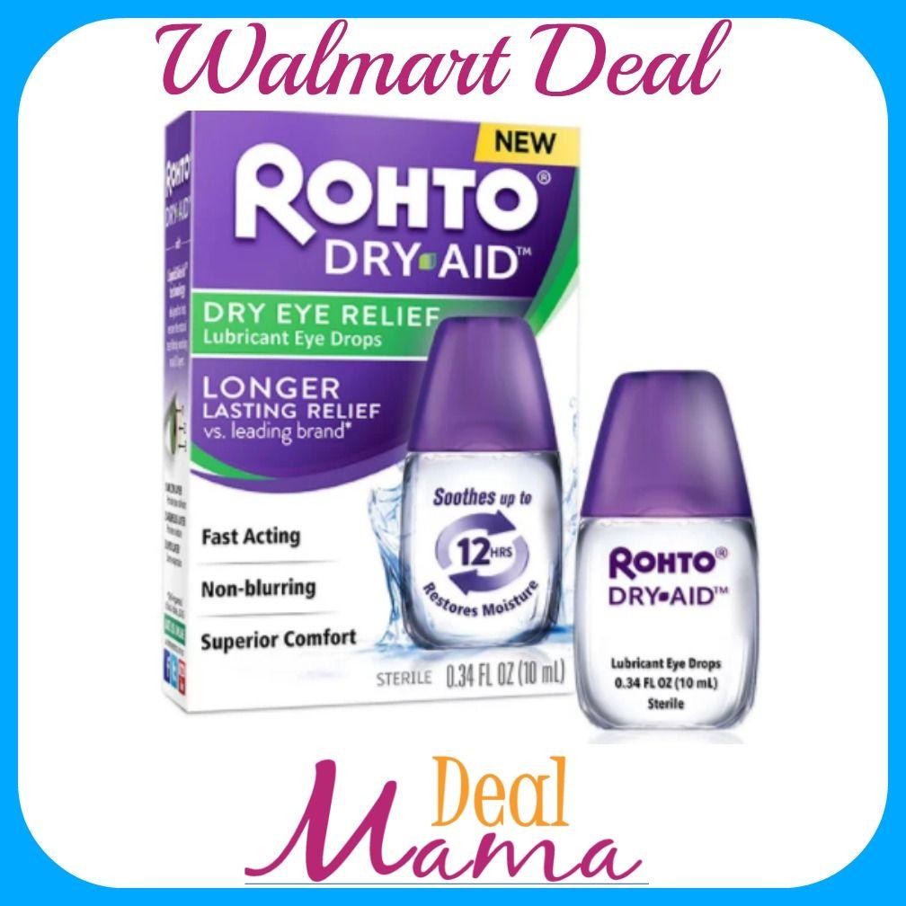 Pin by Deal Mama on Deals Eye drops, Walmart, Eyes