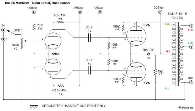 Building a Stereo Tube Amp | Elektro