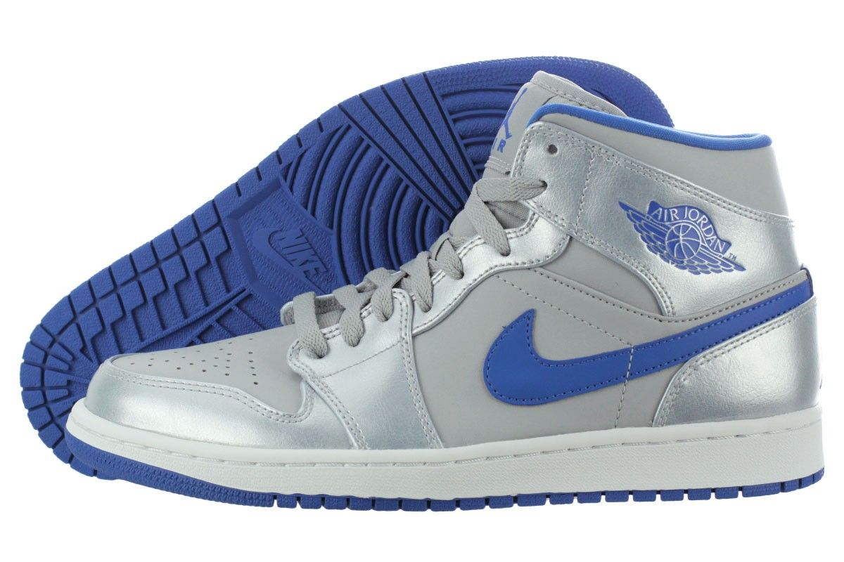 0a5e0fb3d0c756 Nike Air Jordan 1 Mid 554724-025 Men - http   www.