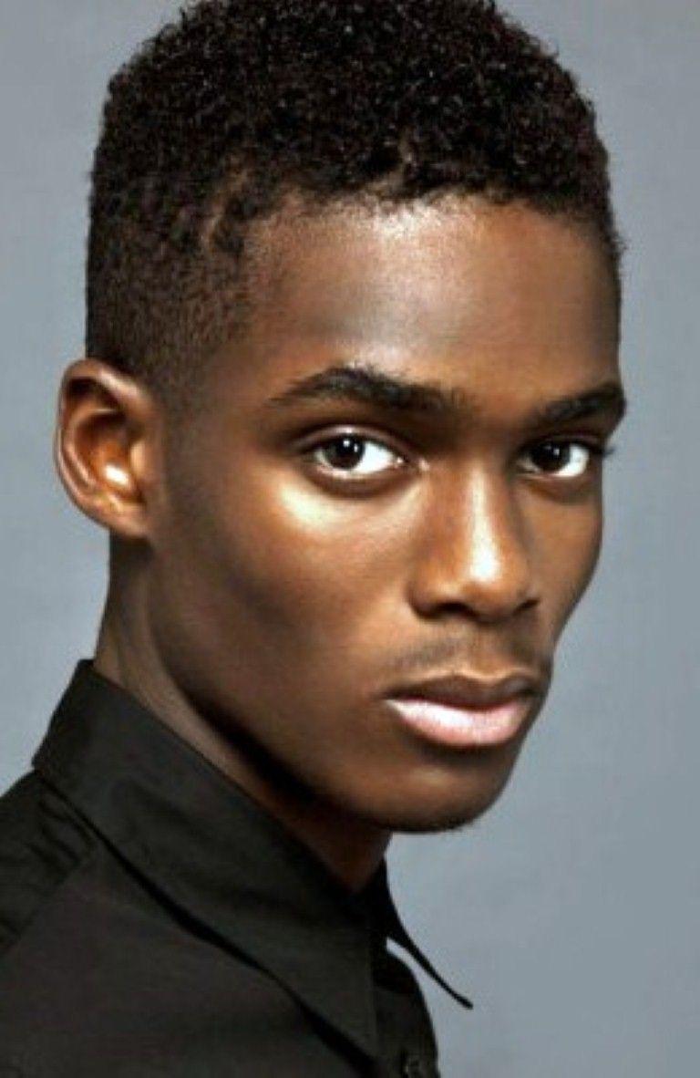 Männer Stilvolle Frisuren Für Afro Haar Frisuren Modelle