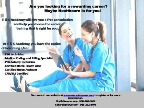 recycler com - Preview Ad | E&S ACADEMY | Nursing assistant