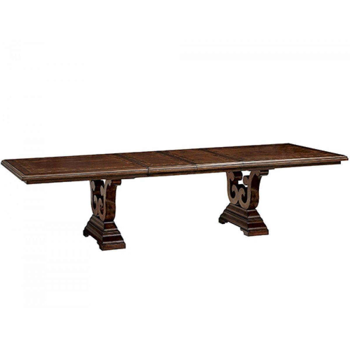 Fine Furniture Design Harbor Springs Trestle Dining Table | dining ...