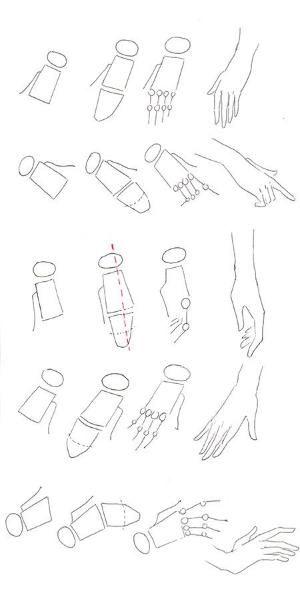 How To Draw Hands Fashion Drawing Templates And Tutorials By Bali Drawing Tips How To Draw Hands Fashion Drawing