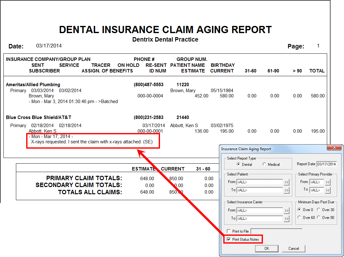 The Insurance Claims Aging Report You Might Think That Unless You