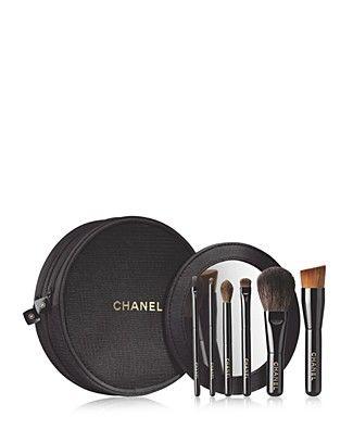 661837a8bf05 CHANEL LES MINI DE CHANEL Mini Brush Set | Bloomingdale's ...