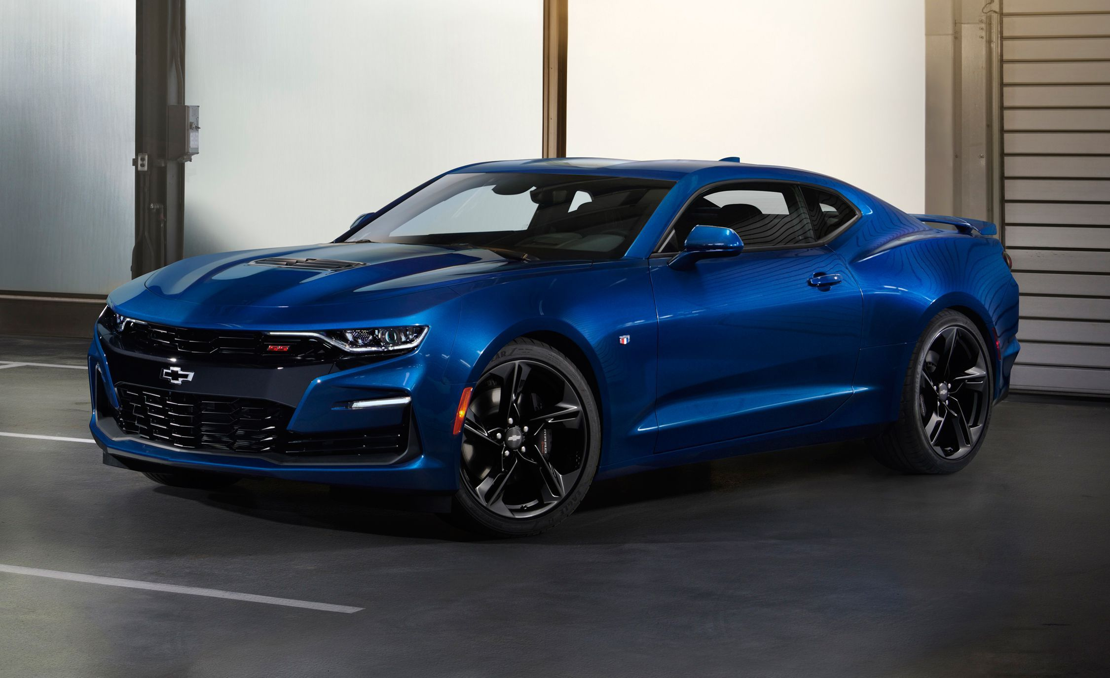 2019 Chevrolet Camaro This Refresh Is An Evolution Not A