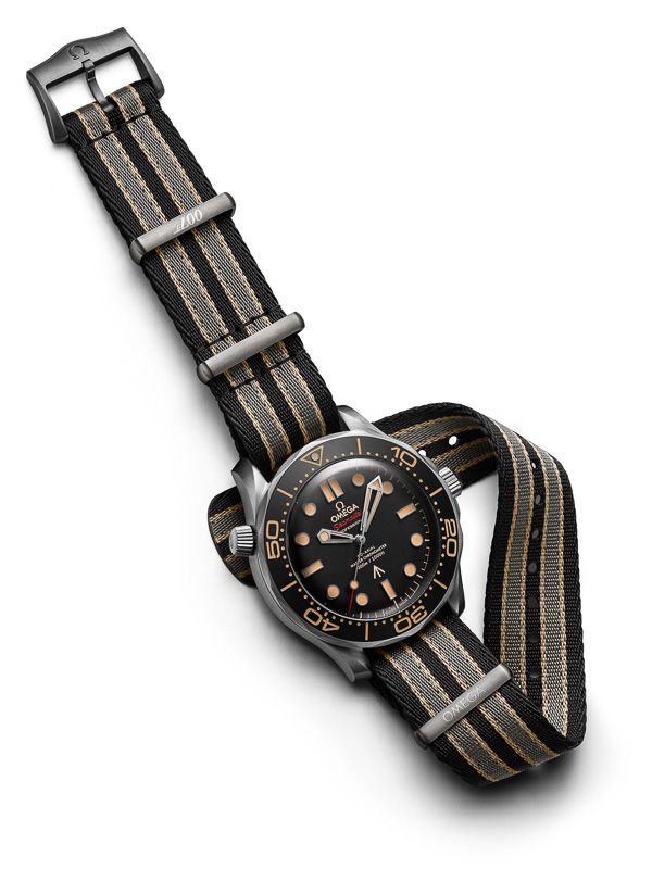 James Bonds neue Uhr: Omega Seamaster Diver 300M 0