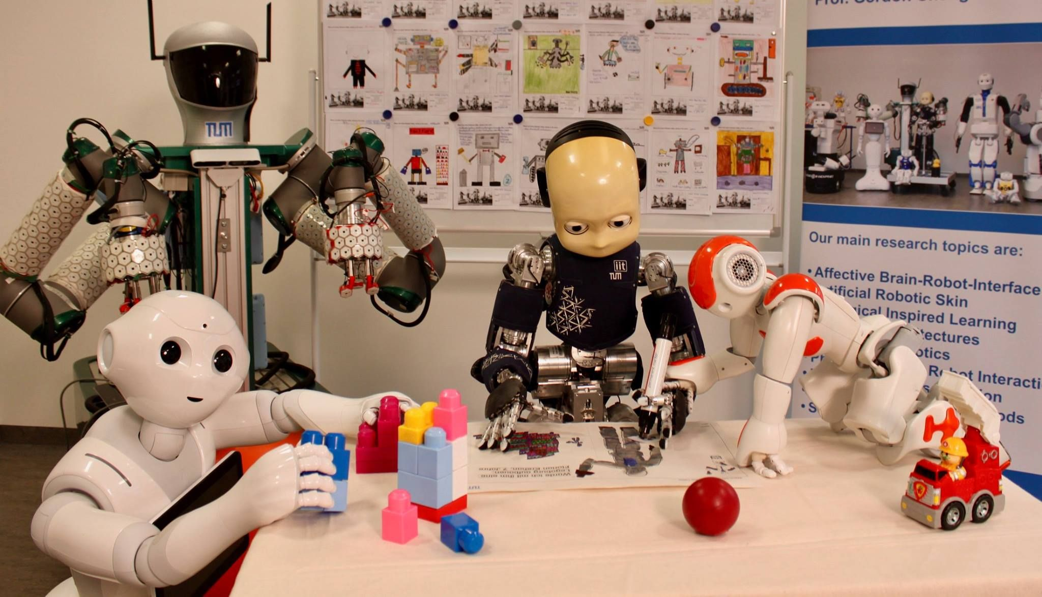 Image result for robots research and collection
