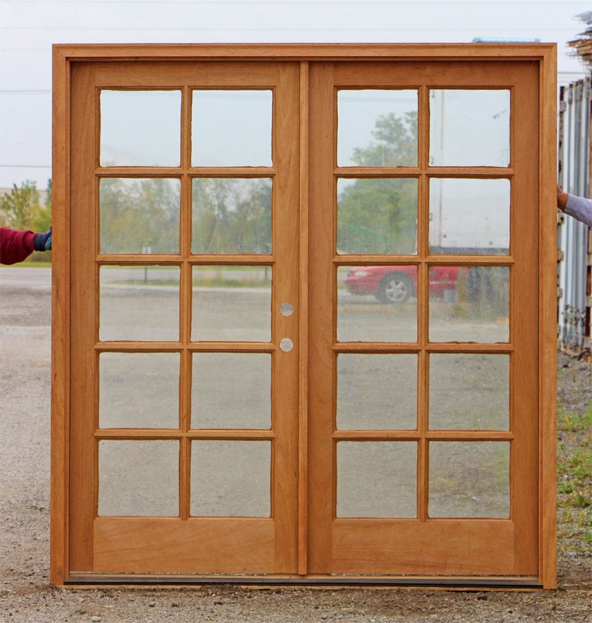 Exterior French Double Doors Clearance | 390 Fern | Pinterest | Doors