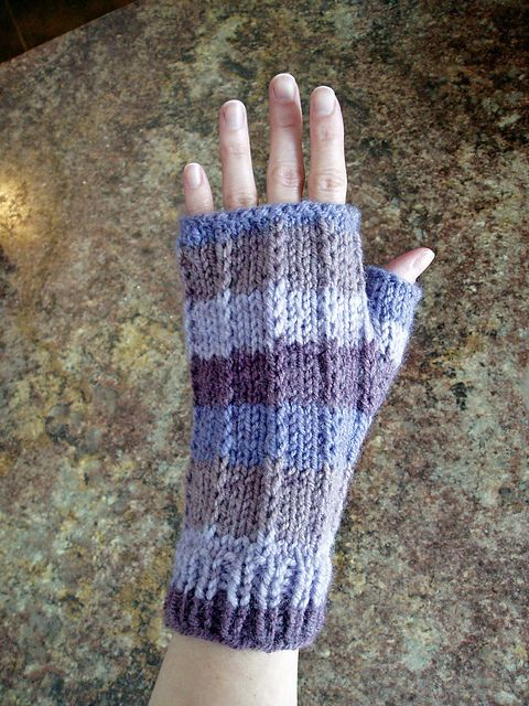 Luvas sem dedos... | Crochê e Tricô | Pinterest | Mitones, Guantes y ...