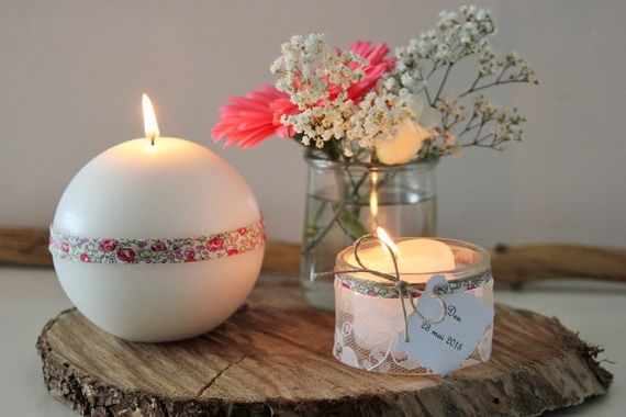 photophore dentelle et liberty elo se d coration centre. Black Bedroom Furniture Sets. Home Design Ideas