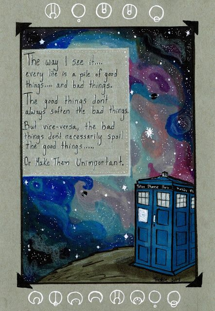 Doctor Who Quote Happy Birthday Card Doctor Who Drawings Birthday Cards Happy Birthday Cards