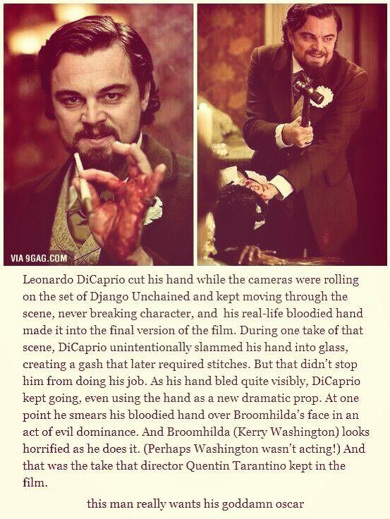 Talented #LeonardoDiCaprio #DjangoUnchained