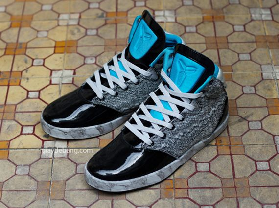 kobe 9 nsw lifestyle outsole nike kobe 9 nsw lifestyle has a sb koston outsole